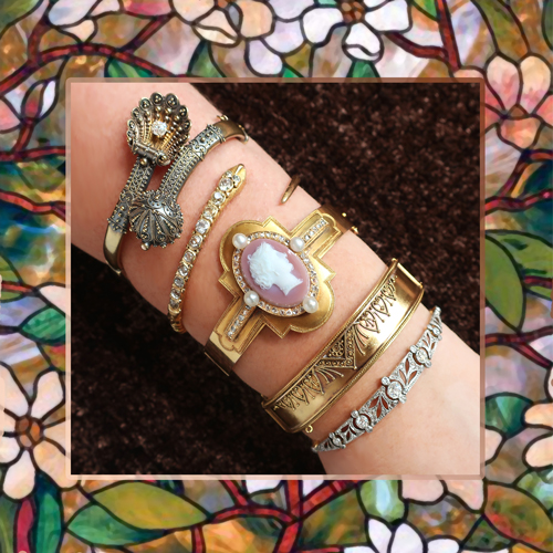 Antique, Vintage & Estate Bracelets